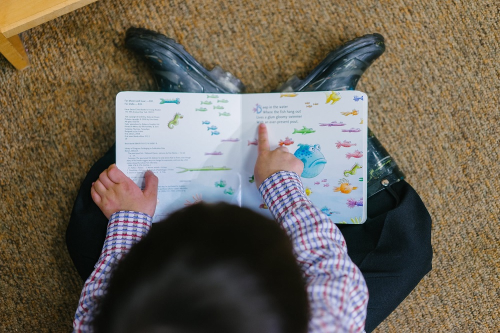 5 tips voor ouders die hun kind willen helpen bij het leren lezen