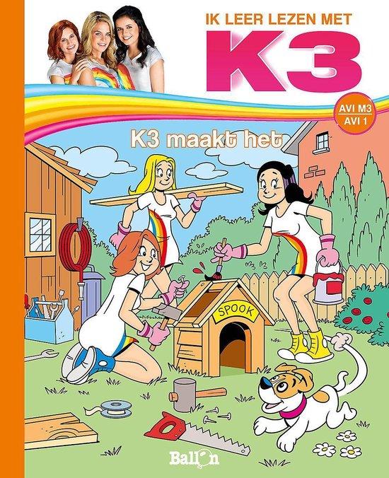 K3 - K3 maakt het