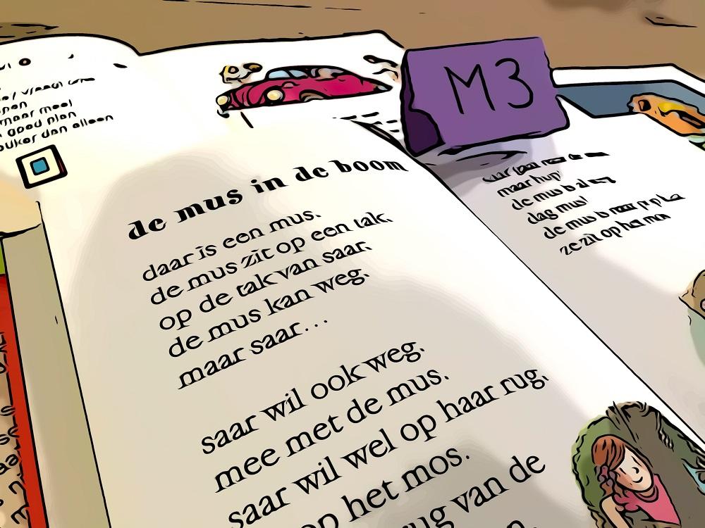 Kinderboeken op M3 niveau