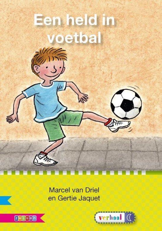 Marcel van Driel en Gertie Jaquet - Een held in voetbal